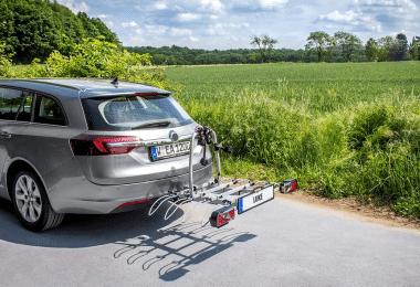 Porte-vélo pour voiture