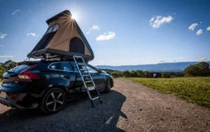 Test et avis sur la tente de toit voiture Naïtup Hussarde Duo