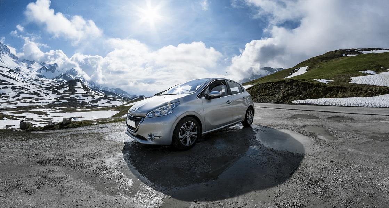 Avantages d'une voiture de la gamme peugeot